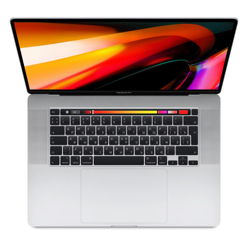 Ноутбук Apple MacBook Pro 16 2019 MVVL2 Silver (Core i7 2.6GHz/16GB/512GB SSD/AMD Radeon Pro 5300M)