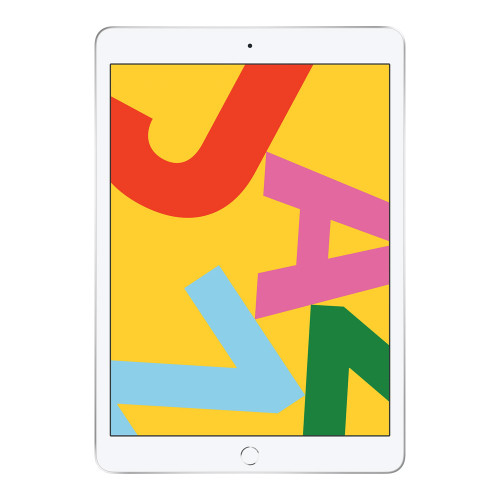 Планшет Apple iPad 7 2019 32GB Wi-Fi + Cellular Silver