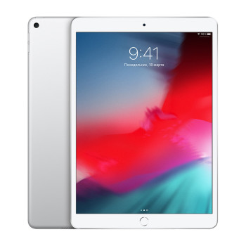 Планшет Apple iPad Air 2019 64GB Wi-Fi Silver